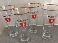 Lager glasses