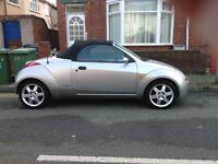 2005 Ford KA Street 1.6 Luxury Convertible Leather