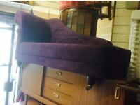 REDUCED chaise lounge