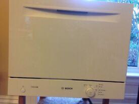 Dishwasher - Bosch Worktop Dishwasher White 6 Place Settings