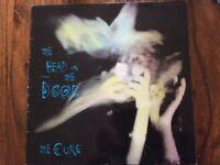 The Cure-The Head on the Door-Vinyl LP Album 1985