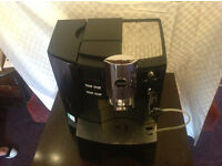 """JURA"" commercial coffee machine. Just professionally serviced."