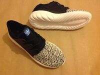 Men's adidas Tubular Nova Knit trainers Black - ALL SIZES