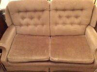 Free double bed settee