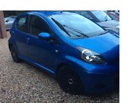 TOYOTA AYGO VVT- I TOP SPEC EXCELLENT CONDITION RARE MODEL IDEAL FOR NEW CAR