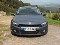 VW Scirocco 1.4tsi DSG, metallic paint, 1 owner, serviced from new