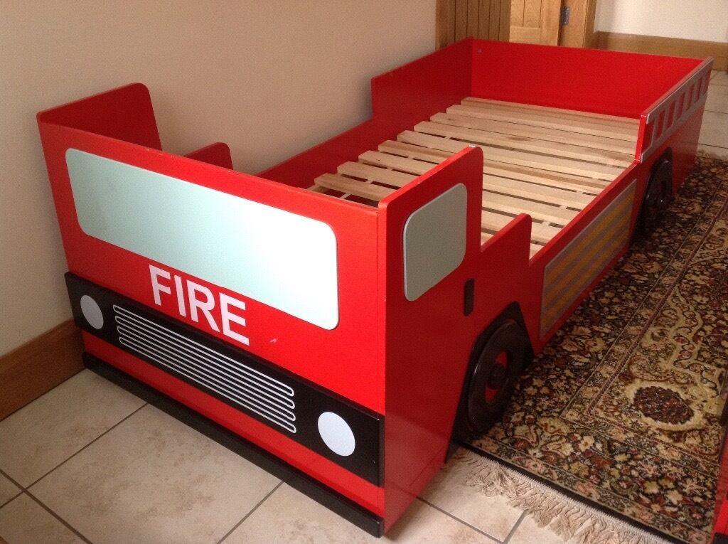 Children S Fire Engine Bed In Banbridge County Down