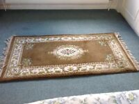 Small traditional rugs