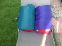 mummy sleeping bags