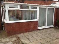 UPVC Conservatory (fully dismantled)