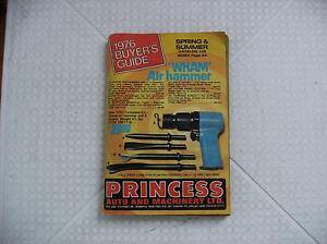 princess auto catalogue