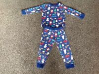 Mothercare boys pyjamas