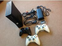Xbox 360 & Games (Boxed)