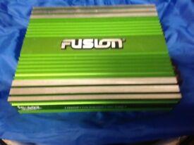 Fusion Fe-402 Amplifier