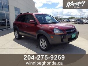 2009 Hyundai Tucson GLS. Fresh safety, ready to take home