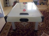 Full size air hockey table (Jaques).