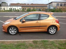 Peugeot 207 sport 1.6 diesle very good condition in and out