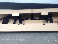 Landrover discovery 3 / 4 side steps, brand new in box complete with fitting kit £70.