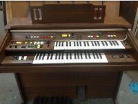 Yamaha b55 electone organ