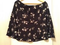 NEXT Printed skirt, size 18. Check out my other items for sale, great prices!