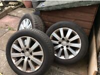 Alloy wheels for Honda Civic 04 for sale