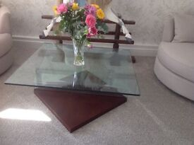 Dansk Coffee Table - quality and extremely well made