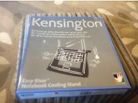 Kensington easy rider notebook cooling stand