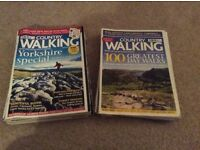 Country Walking magazines