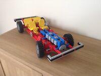 Vintage Lego Set 853 Car