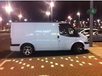 Ford Transit With Drain Jetter