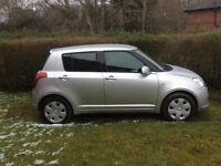 Suzuki swift 1.3 petrol 5 door hatch for sale £995 obnoxious.