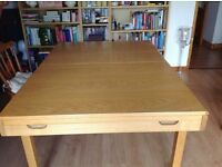 Free Dining table.