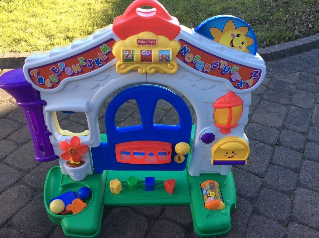Fisher Price Front Door Activity Centre In Newcastle Tyne And