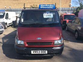 Ford transit 280 swb TD diesel 11 months m o t , £2495 no vat ,