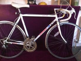 AMMACO ''Monto Carlo'' racing bike circa 1980 approved by Tony Doyle
