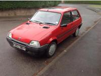 Austin/Rover metro 1.4 automatic 1992. 51000 miles from new