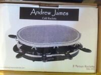 Andrew James Raclette Grill for 8.