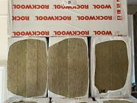 1 Pallet (12 packs) Rockwool RW3 75mm Thermal Acoustic Insulation Slab 51.84sqm
