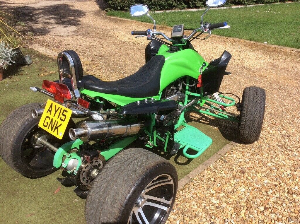 Venom quad bike