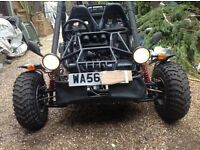 G.S MOON BUGGY on, offroad 06-56 reg