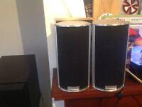 Piega bookshelf speakers