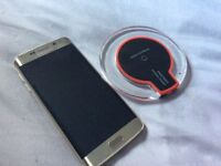 Samsung S6edge and wireless charger