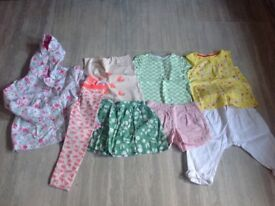 Girls Summer Clothes Bundle 3-4 Years - Great Brands