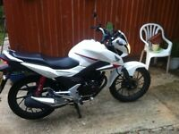 2015 Honda CB125F For Sale - £2000 ONO- GREAT CONDITION - LOW MILEAGE - Needs 1st MOT