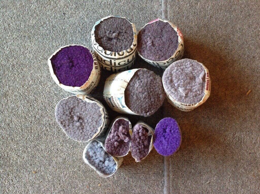 Readicut Rug Wool In Norwich Norfolk