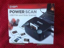 USB FILM AND SLIDE SCANNER