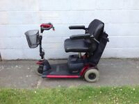 Gogo elite traveller plus 3 wheeler only 2 years old,used very little,front basket,rear bag + cover.