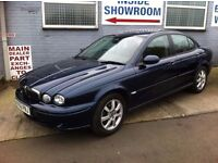 \\ JUST ARRIVED // 56 JAGUAR X TYPE 2.0 DIESEL SE, ONLY 76000 MILES, FULL MOT.