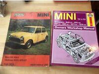 Mini repair manual and workshop manual