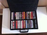 Genuine audio cassettes